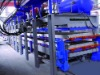 PU discontinous sandwich panel production line | panel pu line