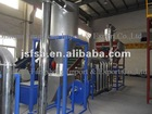 LDPE waste plastic washing machine
