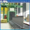 Roller Conveyor shot blasting machine for profile steel