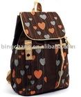 popular student's canvas bag