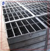 Durability hot dip galvanised steel grating trench cover (factory)