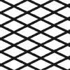 diamond pattern perforated metal mesh