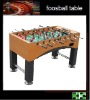 luxury casino high-end professional wooden kids soccer Table with customized