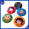 cartoon tin button badge
