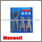 3pcs Eyelet Pliers Set