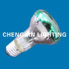 R50 reflector bulb in color ,clear E14/e27 base