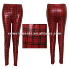 Popular fashion PU tight sexy Legging pantys