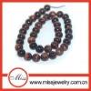 semi precious red tiger eye beads