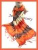 2011 latest lady's viscose scarf