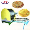 crepe machine crepe making machine food producing equipment for making middle and large size soft pancakes, crepes continuously