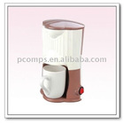 Household Drip porcelain Coffee Maker two cups