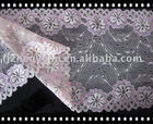 Jacquard lace design
