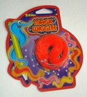 2011 Squirmles Magic Worm Fuzzy Wigglee Twisty Slideyz
