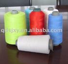 100%spun polyester sewing thread