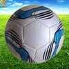Official Size Laser Soccer Ball