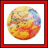 Pooh button badge