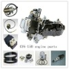 GY6-150 Engine parts