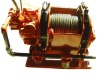 Pneumatic air Winch 0.5 tons for harbour/shipping