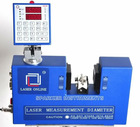 Laser Diameter Measuring Measurement Gauge Meter Tester(0.1-70mm)