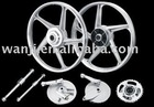 JD100 18 inch motorcycle wheel kit