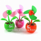 USB mini apple fan electric fan promotaional gifts