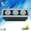2012 Rectangle 9w Recessed lighting and 3w 5w 9w 10w 12w 15w 18w