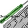 2.7x20.5mm Brand high voltage and current industrial Normally Open Magnetic Gold Contact Green Glass Reed Switch