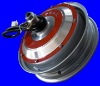 CE-approved brushless scooter motor