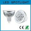 4*1W energy saving lamp led lighting mr16