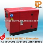 Portable Silent type CE approved-10kw silent gasoline genset