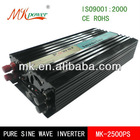 2500Watt power inverter