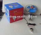 6 inch car fan (ce.rohs) DC 12V