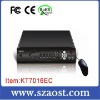 DVR with ptz alarm 2inch audio with button function