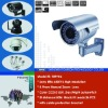 650tvl sony effio 4-9mm manual adjustment waterproof ir color security camera