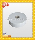 Disposable nonwoven hair removal depilatory wax roll