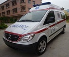 Mercedes-Benz Ambulance Vito 119