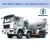 SHACMAN F2000 8X4 Concrete Mixer truck