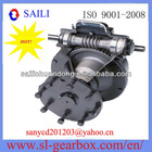 Worm Gear Box for Farm Irrigation System