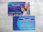 full color PVC custom credit card