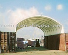 Container Fabric Shelter