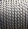 2)Hot dipped galvanized steel wire rope for highway guard rail