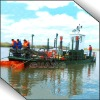 Solid Oil Recovery Vessel