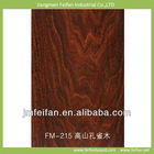 fiber cement board with uv coating
