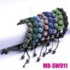 Crystal shamballa bracelet bracelets bracelets