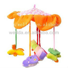 new style cute animals baby mobile toys baby musical hanging toys baby soft toys