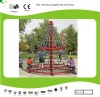 Kids outdoor rope climbing/open air climbing rope