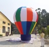 Advertising Inflatable Balloon displaying on ground or roof