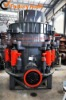 High productivity and efficiency ,high crushing ratio iron ore cone Crusher