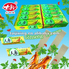 Ginseng chewing gummy candy CG-004