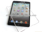 High crystal clear hard case for ipad mini